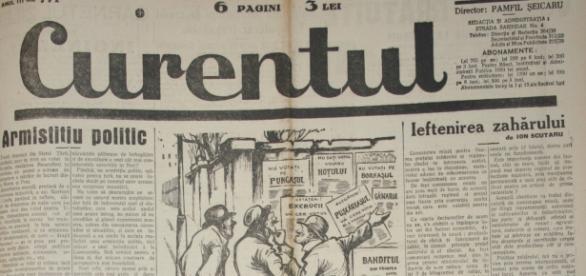 În 1929 presa din Basarabia avea aceleași probleme