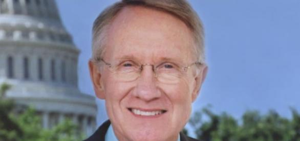 Senate Minority Leader Harry Reid (Credit Senate)