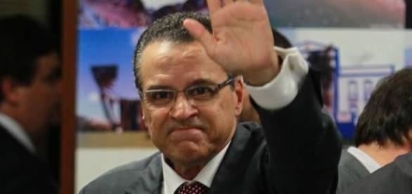 Sr.Henrique Eduardo Lyra Alves,Ministro do Turismo