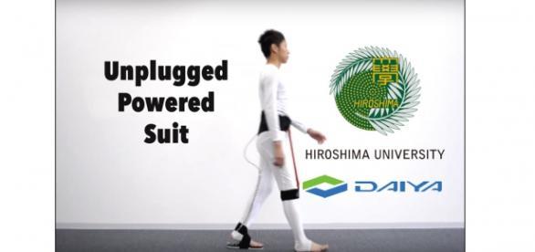 Unplugged Powered Suit, facilita el movimiento