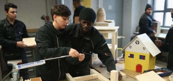 Acogida y educación de los refugiados en Europa