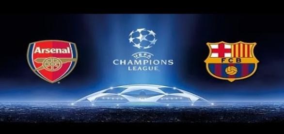 Arsenal y Barcelona un duelo ya clásico en Europa