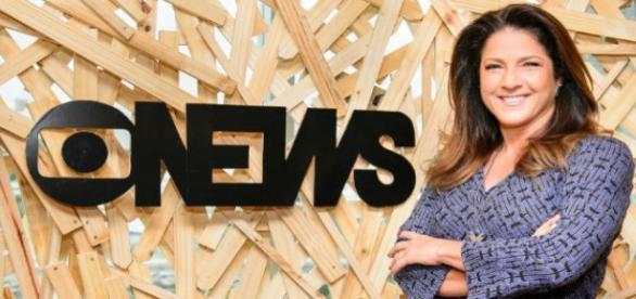 Christiane Pelajo volta para a GloboNews