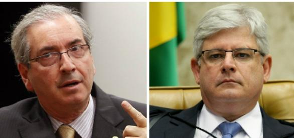 Cunha é avisado sobre pedido de Janot