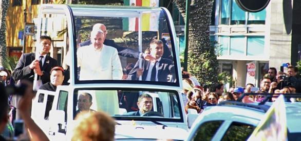 El papa Francisco y su visita a México.