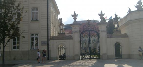 Ministerstwo Kultury w Warszawie. Fot. K.Krzak