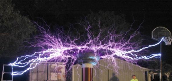 Nova tecnologia eletricidade sem fio e gratuita