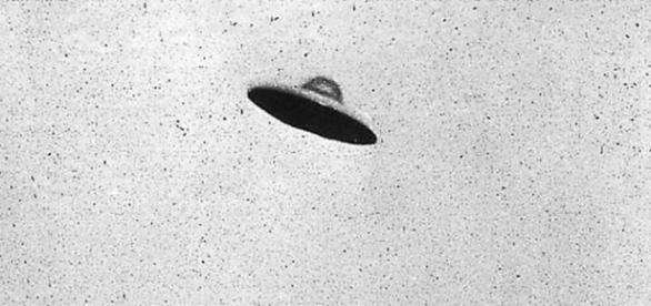 OVNI fotografado em 1952, nos Estados Unidos