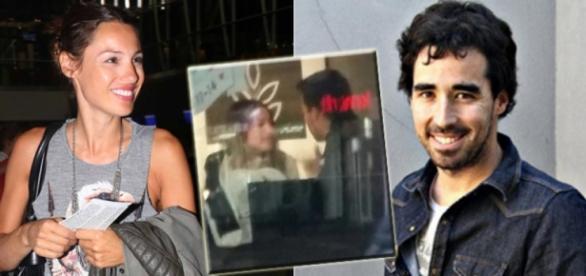 Pampita y Nacho Viale en Nueva York
