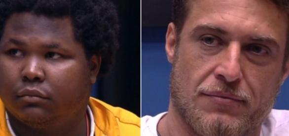 Ronan e Daniel - Foto/Montagem/Reprodução: Globo