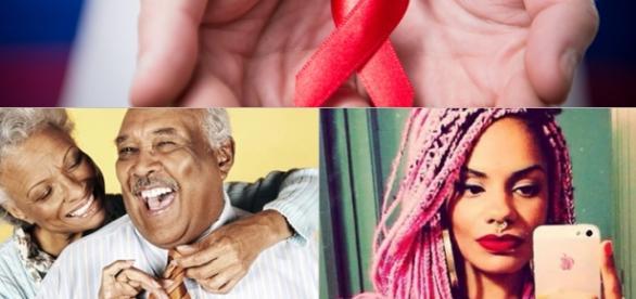 Temas relacionados a HIV e racismo.
