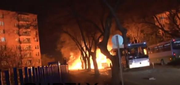 Atentado terrorista en Ankara RT