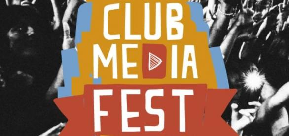 Isologotipo del Club Media Fest 2016