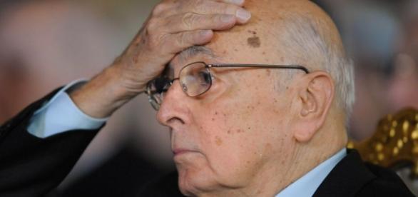 La tessera di Napolitano usata da altri in Senato