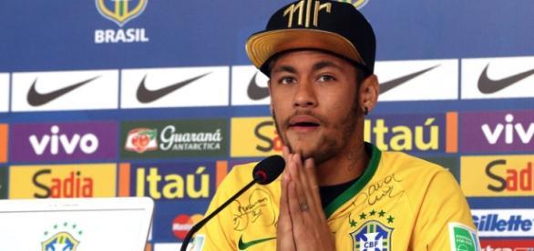Neymar viu suas contas serem bloqueadas