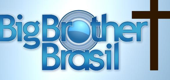 O Big Brother Brasil e a cruz.