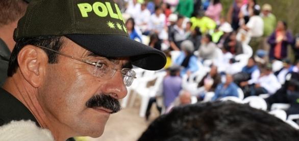 Palomino pidió su destitución al presidente Santos