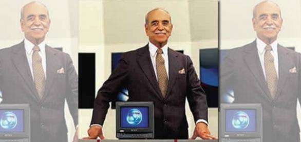 Roberto Marinho - Foto/Reprodução: Globo