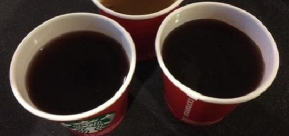 Starbuck café, las bebidas con más zúcar