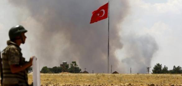 Turquia estaria defendendo o ISIS na Síria