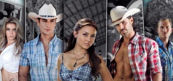 David Zepeda e Angelique Boyer estrelam a trama.
