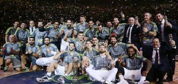 El Real Madrid, flamante campeón de Copa
