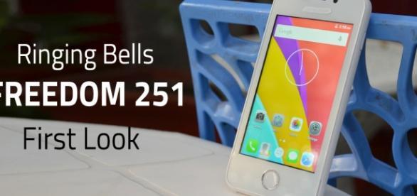 Freedom 251, cel mai ieftin smartphone