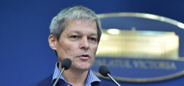Guvernul Cioloș, instalat în 2015