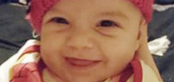 Hailey Rose tinha apenas cinco meses