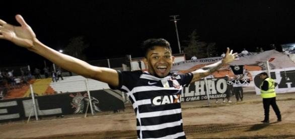 Lucca fez a jogada que resultou no gol da vitória
