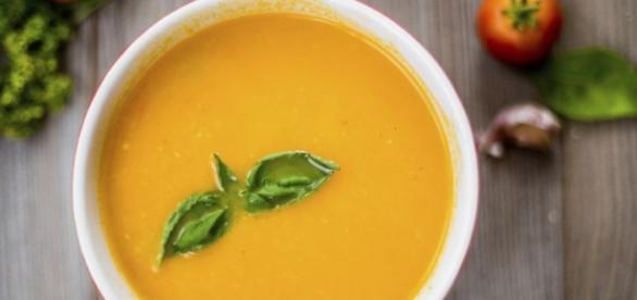 A sopa é fácil de fazer e você não passará fome.