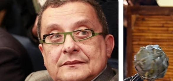 Em destaque, marqueteiro João Santana.