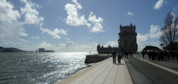 Foto: Torre de Belém - Lisboa - Portugal