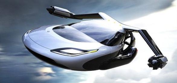 Mașini zburătoare abia din 2018