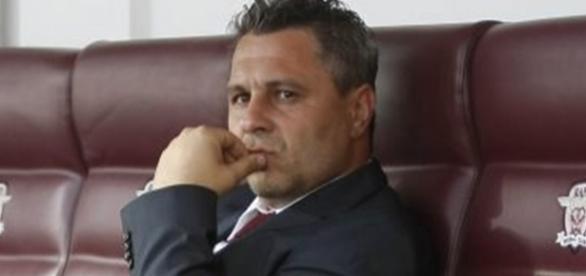 Marius Șumudică foto facebook.com