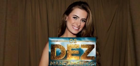 Rayanne Morais será destaque em nova novela