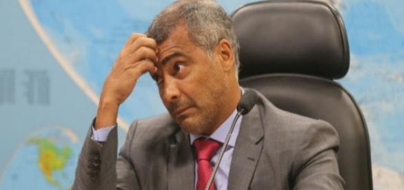 Romário é Senador pelo Rio de Janeiro