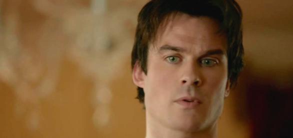 The Vampire Diaries 7x13: Damon Salvatore