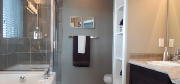 Várias idéias para limpar o box do banheiro