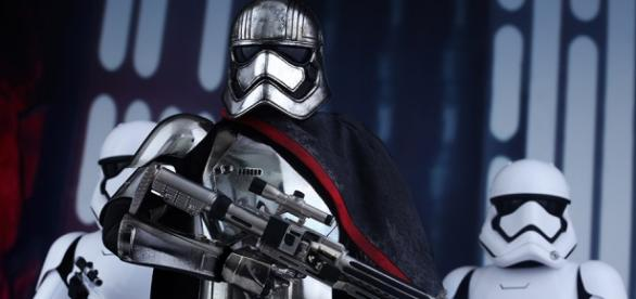 Capitã Phasma confirmada no Episódio VIII
