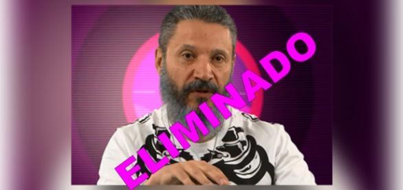 Laércio é eliminado do Big Brother Brasil