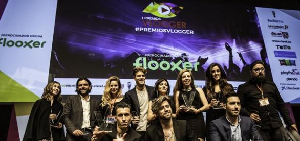 Primera edición Premios Vlogger