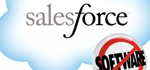 Salesforce app exchange (Wikimedia)