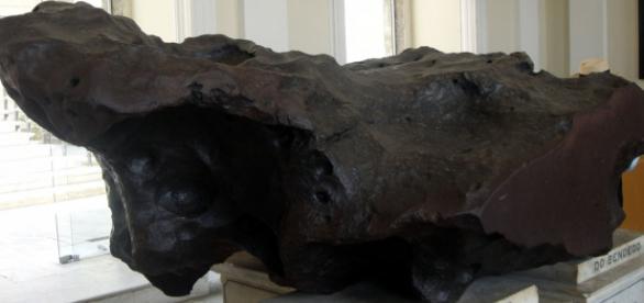 Bendegó, maior meteorito brasileiro