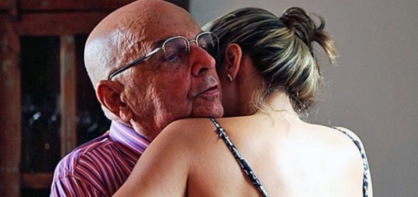 Pai de Ana Paula comenta sobre a filha no BBB16