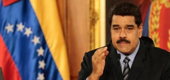 Presidente de Venezuela en cadena nacional