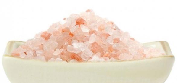 Segundo estudos o sal rosa faz bem para saúde