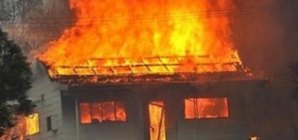 Explozie puternică in Cluj-Napoca
