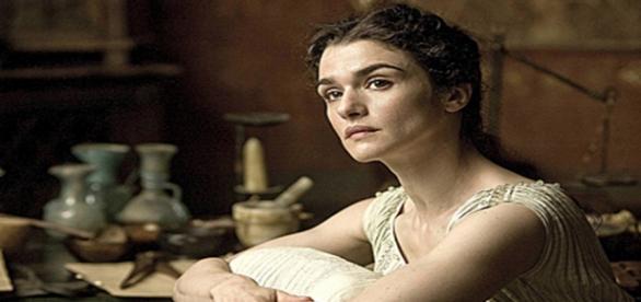 Foto obtenida dela película Agora