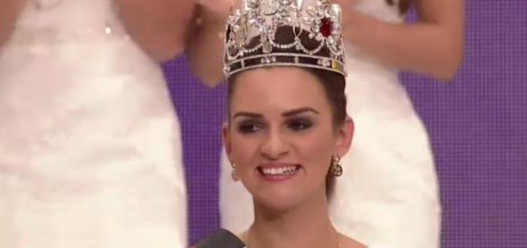 Lena Bröder (26) ist die Miss Germany 2016